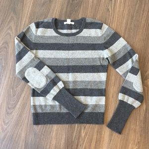"""Alice and Olivia """"large"""" cashmere sweater"""